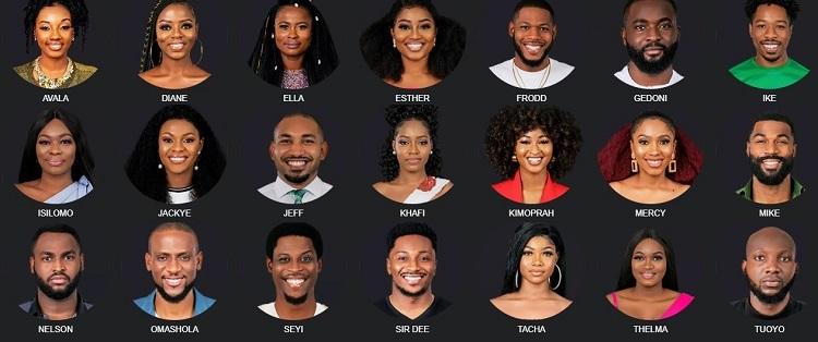 Big Brother Naija 4 Contestants