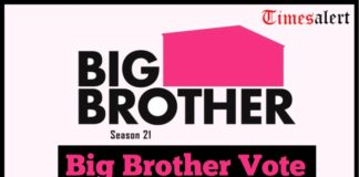 Big Brother Vote