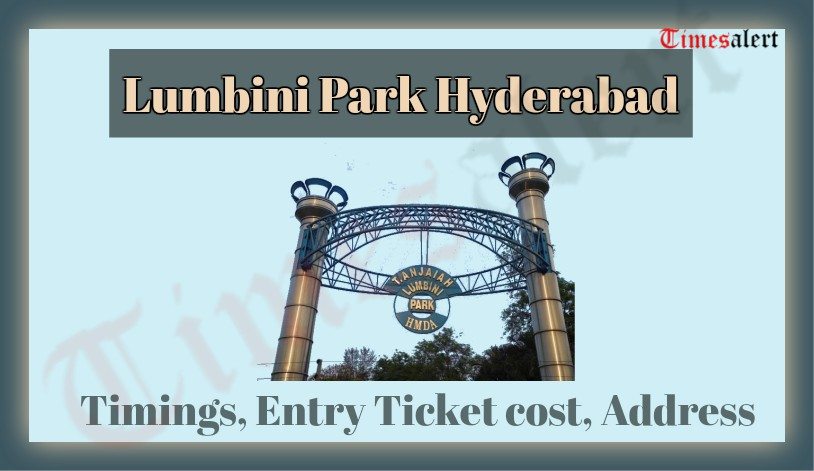 Lumbini Park Hyderabad