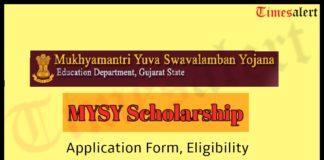 MYSY Scholarship