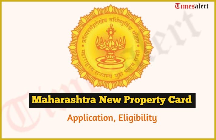 Maharashtra New Property Card