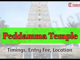 Peddamma Temple Hyderabad