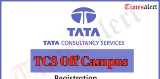 TCS Off Campus Registration