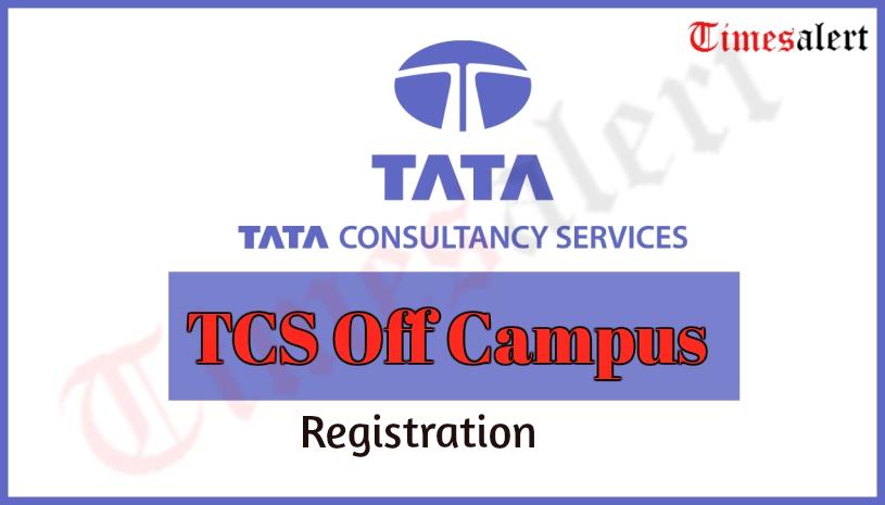 TCS off Campus Registration