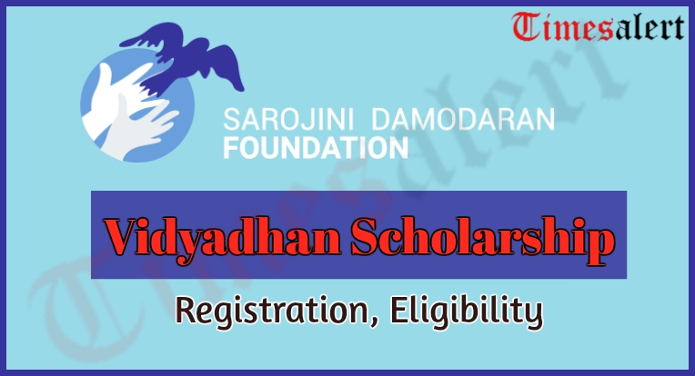 Vidyadhan Scholarship