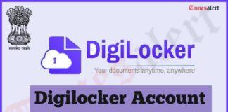 Digilocker Login