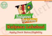 Kalyana Lakshmi Status