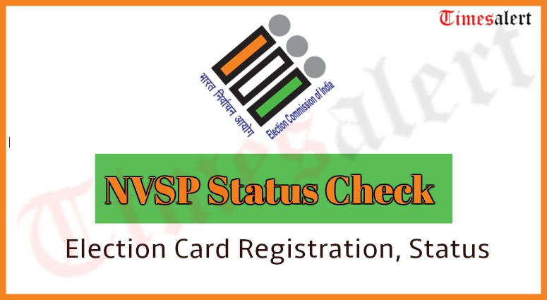 NVSP Status Check