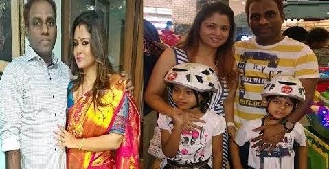 Shilpa Chakravarthy Family
