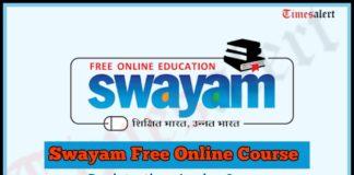 Swayam Login
