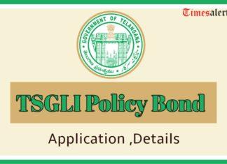 TSGLI Policy Bond