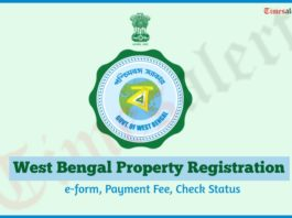 West Bengal Property e-form