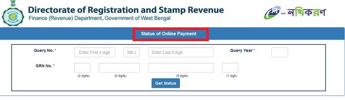 West Bengal Registration