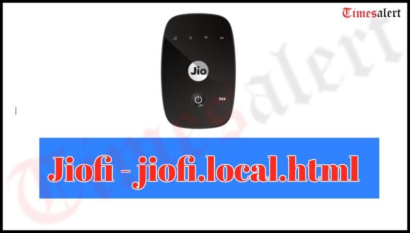 Jiofi - jiofi.local.html