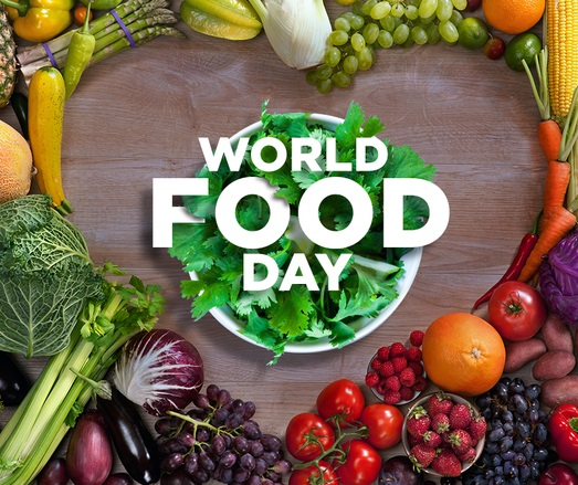 Happy World Food Day Messages