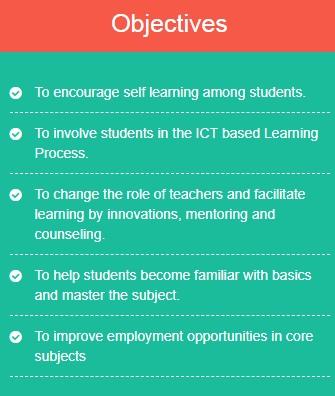 CCE LMS Objectives
