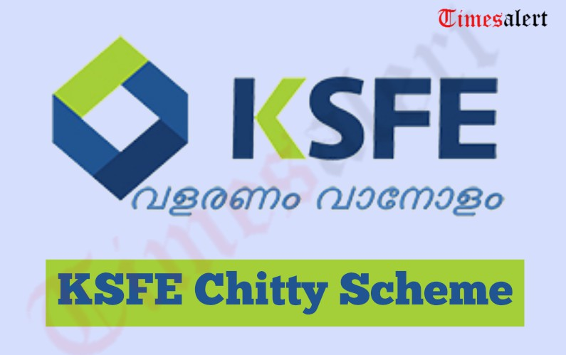 KSFE Chitty Scheme