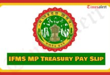 IFMS MP Treasury