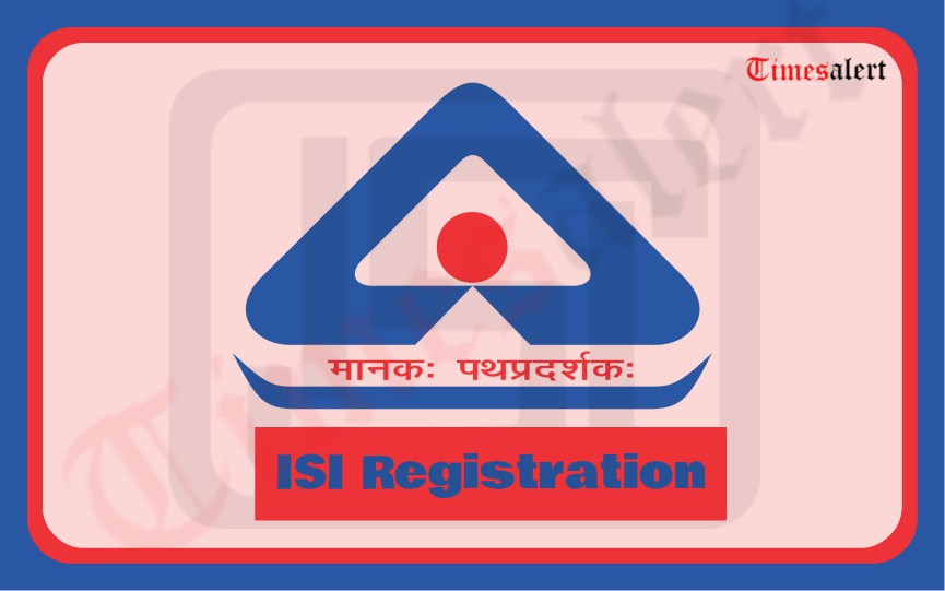 ISI Registration