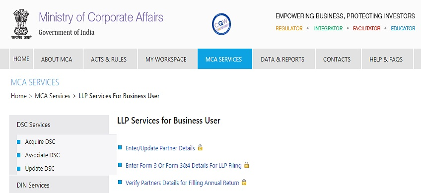 LLP Form 3