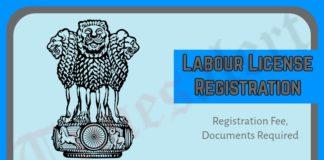 Labour License Registration Process
