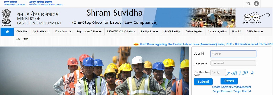 Labour License Registration