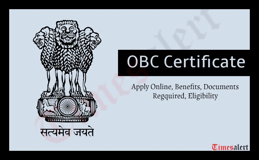 OBC Certificate