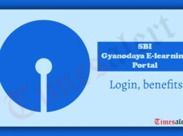 SBI Gyanodaya E-learning Portal