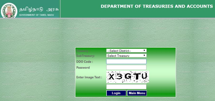 TN Treasury DDO Token