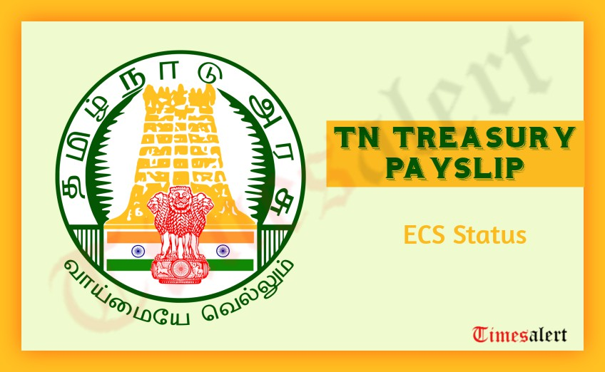 TN Treasury Payslip