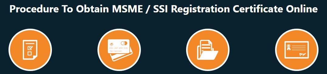 SSI Registration Procedure