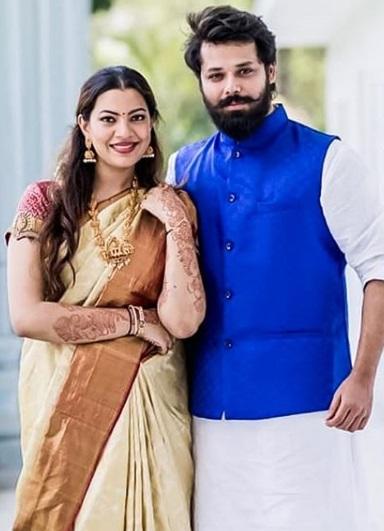 Nandu Marriage Pics