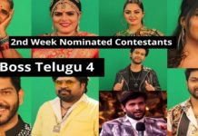 Bigg Boss Telugu 4  - 2nd Week