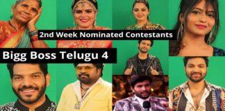 Bigg Boss Telugu 4 - 2nd Week