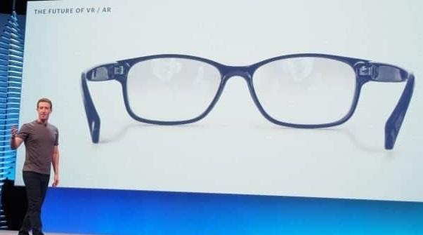 Facebook Ray-Ban smart glasses