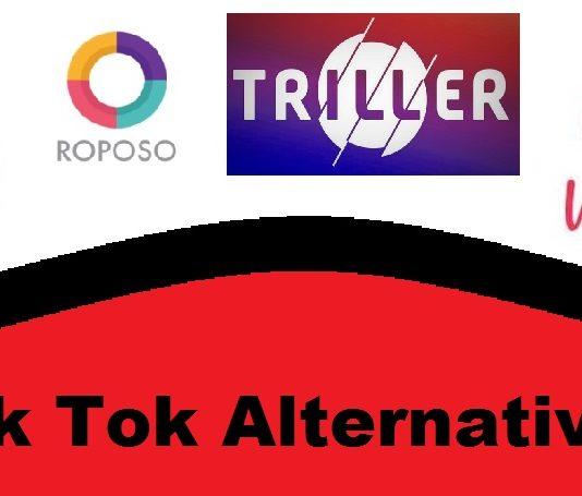 Tik Tok Alternatives