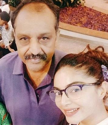 Sanam Shetty Father