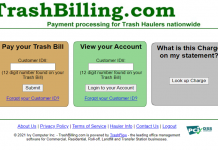 Trash Bill